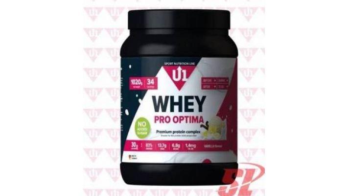 Whey Pro Optima 1020g U1