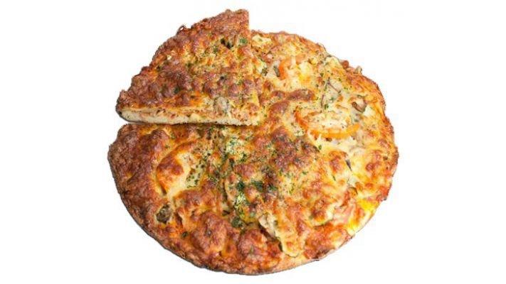 Пицца [Морская, 1 кусок]
