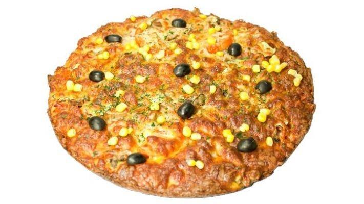 Пицца [Солнечная, целая]