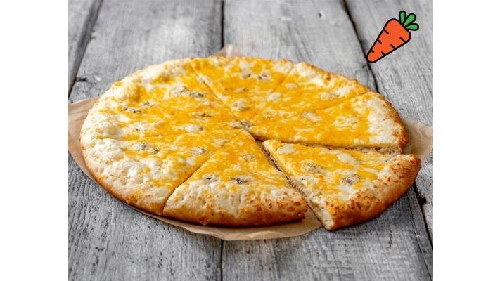 Пицца [Сырная, круг]