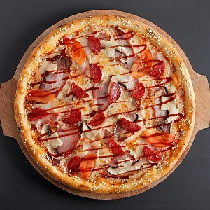 Пицца Барбекю 24 см