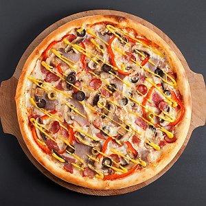 Пицца Бавария 32 см.
