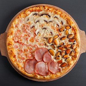 Пицца Четыре Вкуса 32 см.