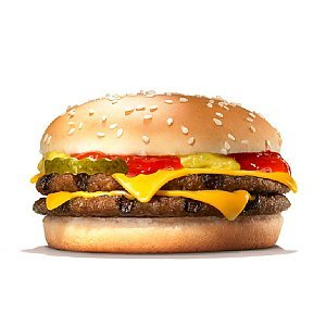 Двойной Чизбургер 156г.