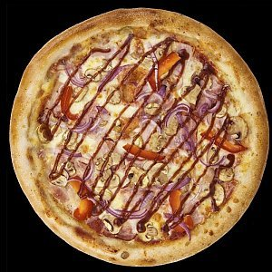 Пицца Барбекю 620г.