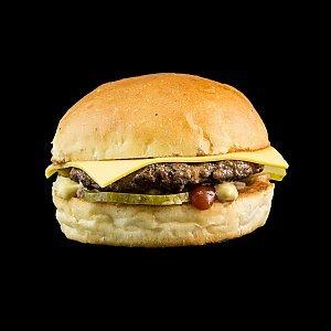 Чизбургер 125гр.