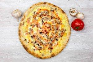 Пицца Креветки в Кисло-Сладком NEW