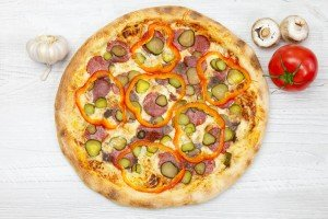 Пицца Санта Барбара NEW