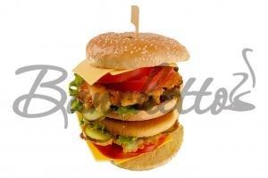 Наггетс бургер