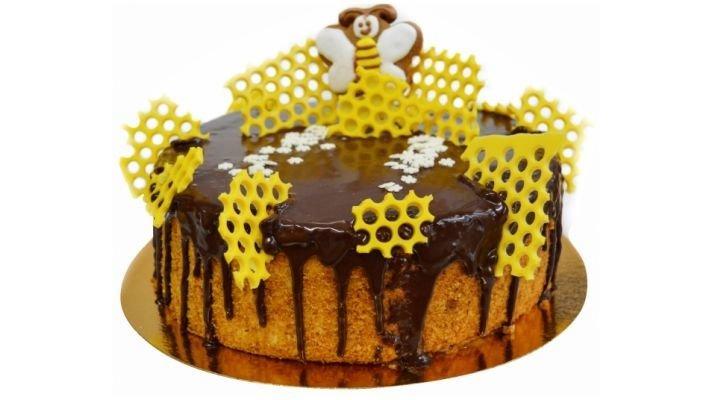 Торт [Медовик]