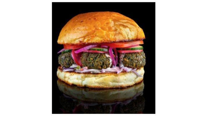Гамбургер [Веган]