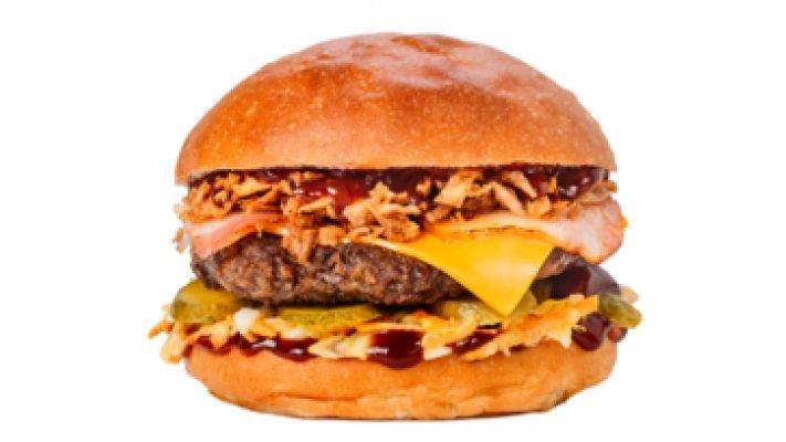 Бургер [BBQ]