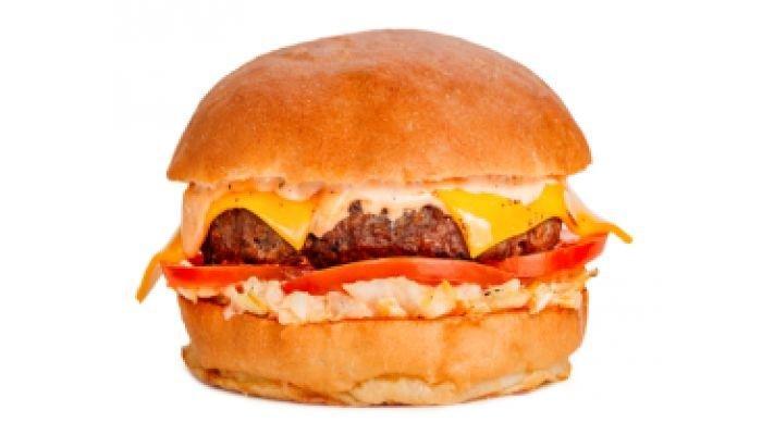 Бургер [Много сыра]