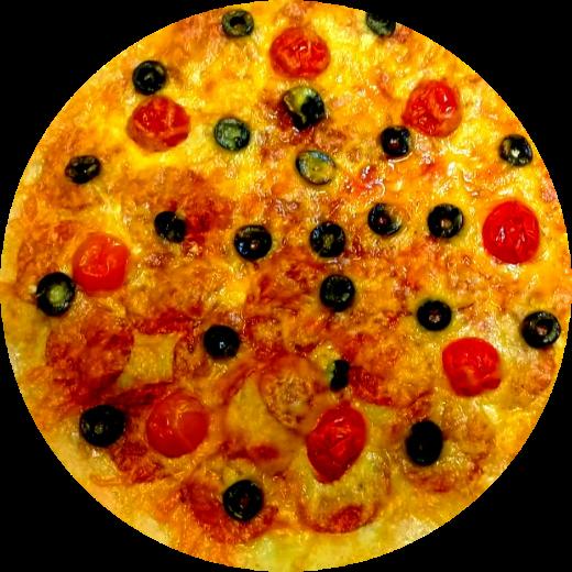 Пицца Пеперони 650гр