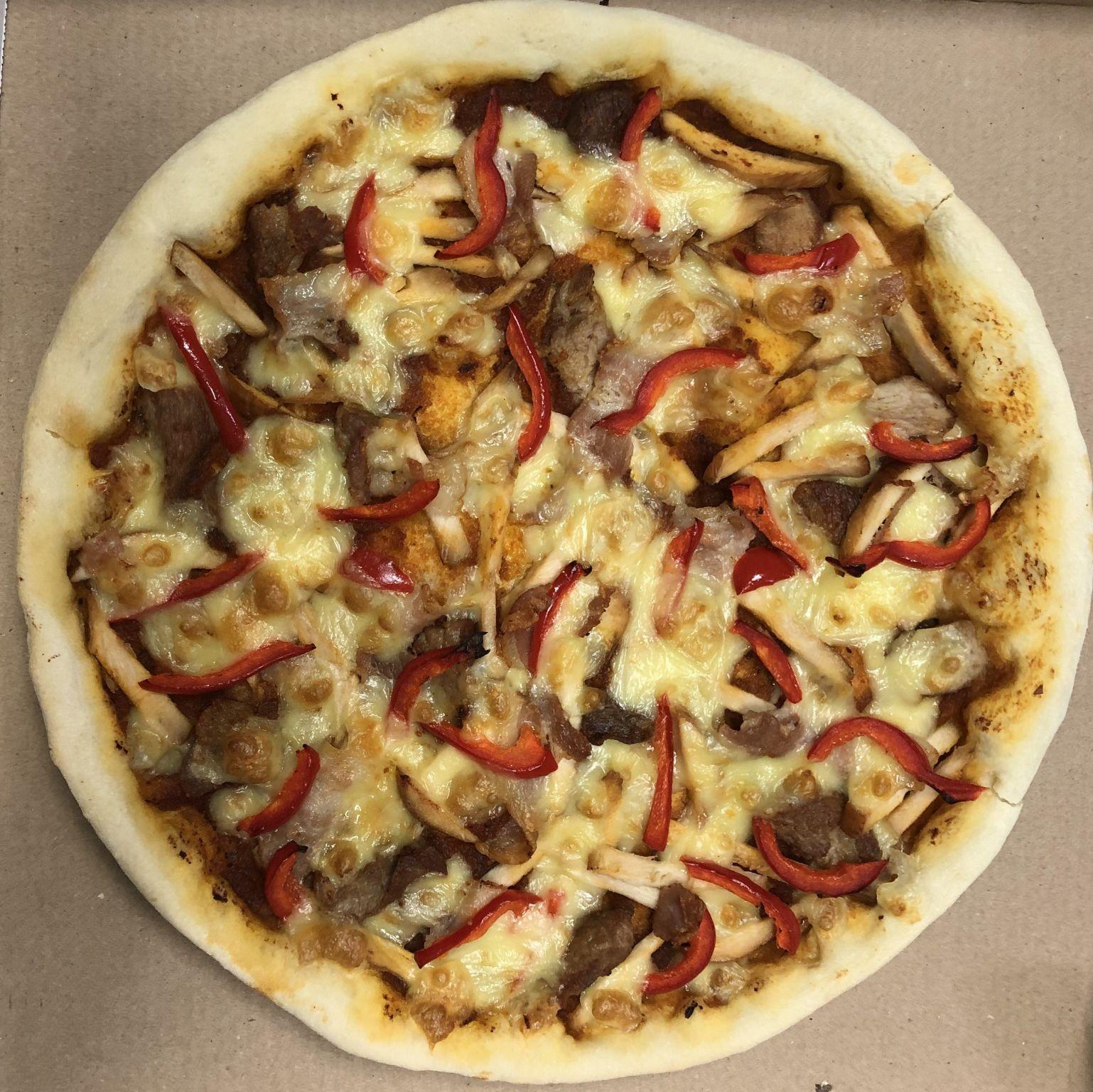Пицца Мясная  0.650