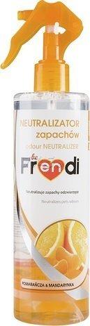 "Нейтрализатор запаха ""be Frendi"" 400мл Мандарин и апельсин"
