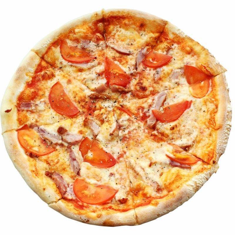 Пицца Сицилия 40см 640гр