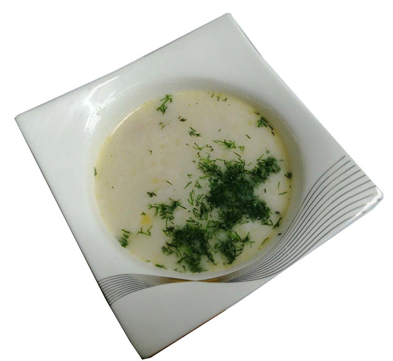 Суп норвежский