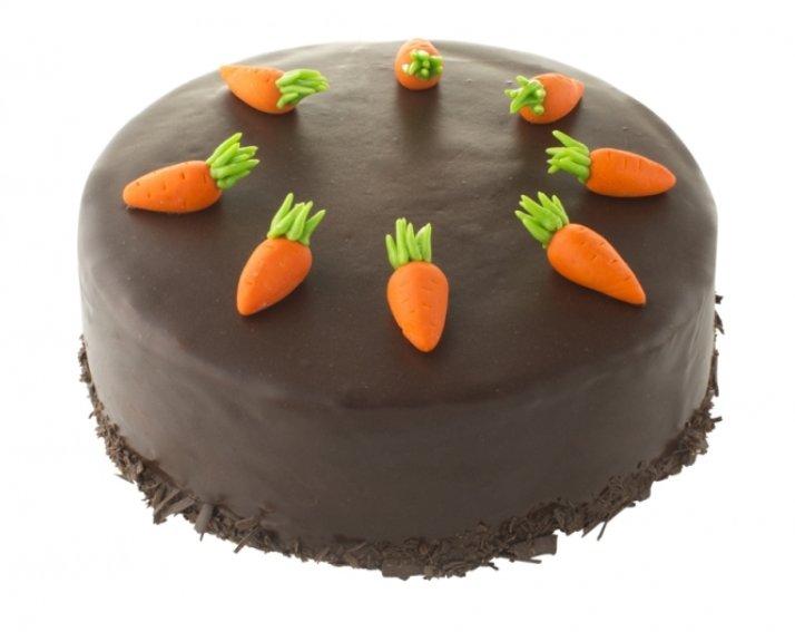 Торт [Морковное лакомство]