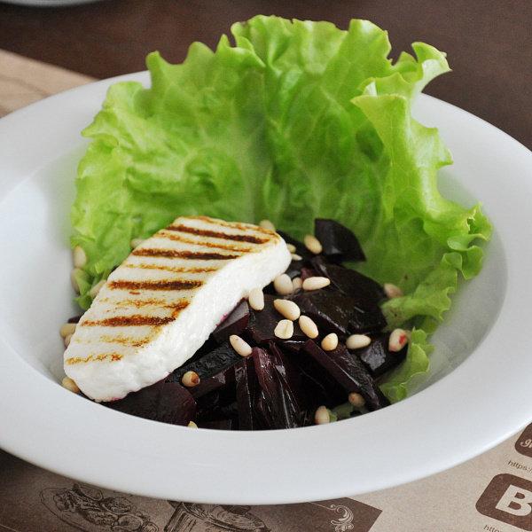 Салат из свёклы в особом маринаде