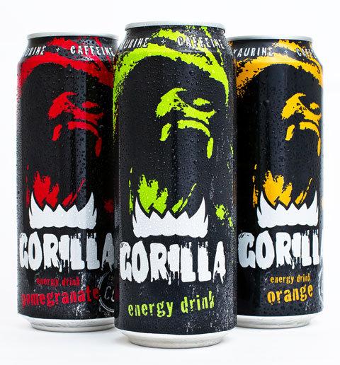 Напиток Gorilla