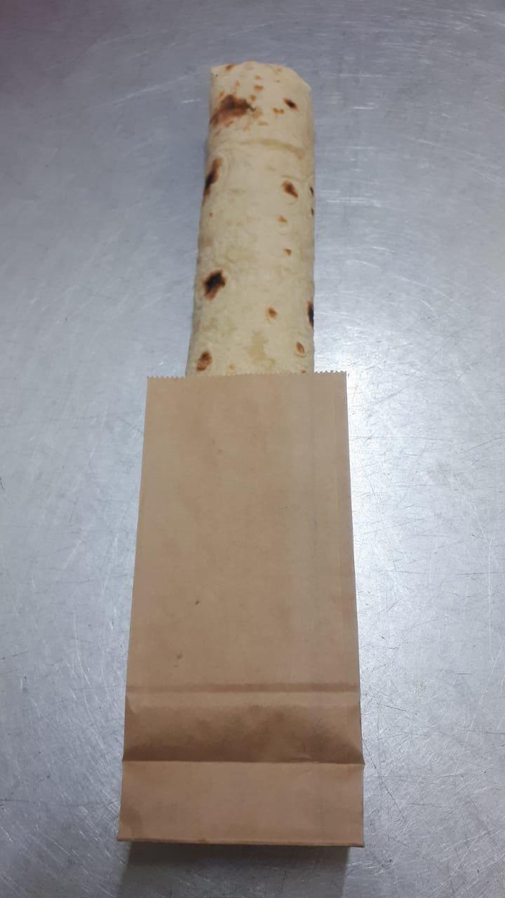 Люля-кебаб из говядины в лаваше