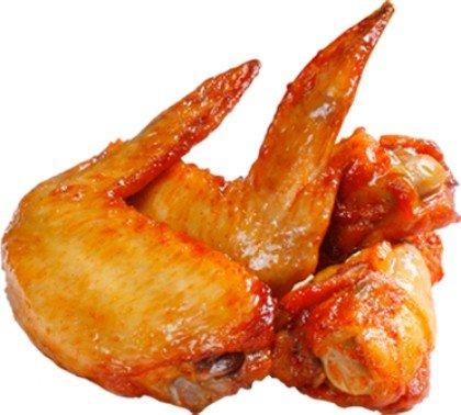 Куриные крылья BBQ (6шт.)