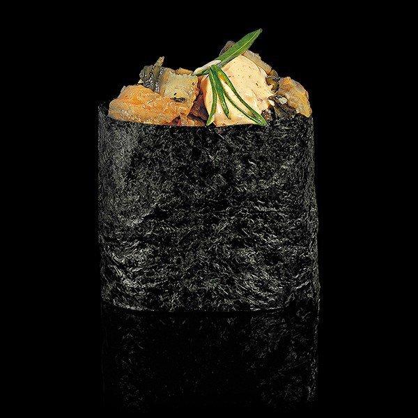 суши спайси унаги