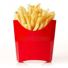 Картофельное фри
