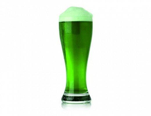Пиво зелёное