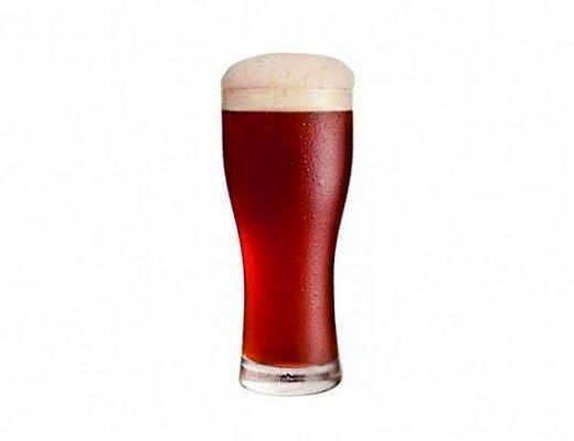 Пиво красное