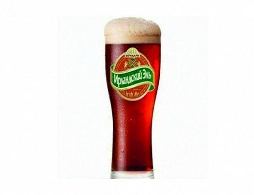 Пиво Ирландский Эль